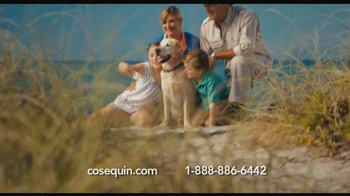 Cosequin TV Spot, 'Beach' Featuring Jack Hanna - Thumbnail 2