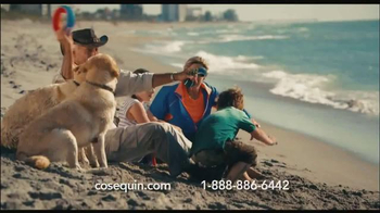 Cosequin TV Spot, 'Beach' Featuring Jack Hanna - Thumbnail 4