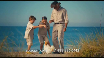 Cosequin TV Spot, 'Beach' Featuring Jack Hanna - Thumbnail 6