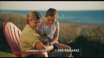 Cosequin TV Spot, 'Beach' Featuring Jack Hanna