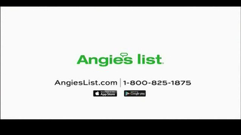 Angie's List TV Spot, 'Revolutionizing Local Service' - Thumbnail 9