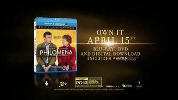Philomena Blu-ray and DVD TV Spot