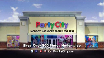 Party City TV Spot, 'Every Bunny Loves Easter' - Thumbnail 7