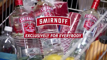 Smirnoff TV Spot 'The Store' Featuring Adam Scott and Alison Brie - Thumbnail 10
