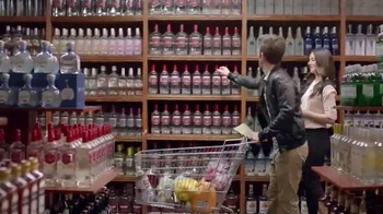 Smirnoff TV Spot 'The Store' Featuring Adam Scott and Alison Brie - Thumbnail 7