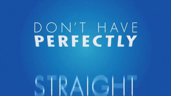 Plus White 5 Minute TV Spot, 'Not Perfectly Straight' - Thumbnail 2