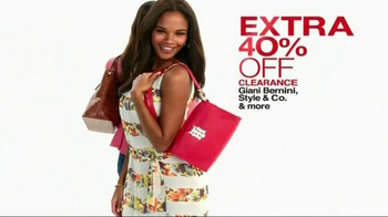 Macy's One Day Sale TV Spot, 'Deals of the Day' - Thumbnail 5