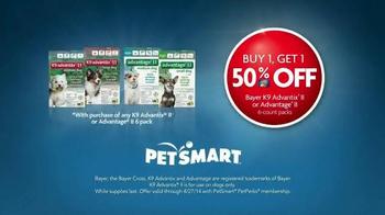 PetSmart TV Spot, 'Fleas & Tick Solutions' - Thumbnail 8