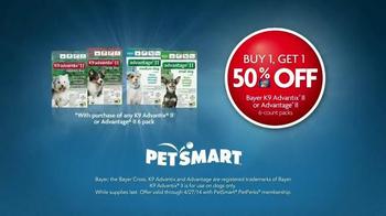 PetSmart TV Spot, 'Fleas & Tick Solutions' - Thumbnail 9