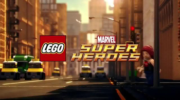 LEGO Marvel Super Heroes Spider-Helicopter TV Spot, 'Rescue' - Thumbnail 1