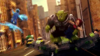 LEGO Marvel Super Heroes Spider-Helicopter TV Spot, 'Rescue' - Thumbnail 2