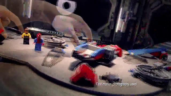 LEGO Marvel Super Heroes Spider-Helicopter TV Spot, 'Rescue' - Thumbnail 3