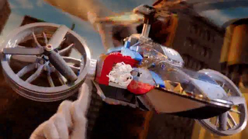 LEGO Marvel Super Heroes Spider-Helicopter TV Spot, 'Rescue' - Thumbnail 4