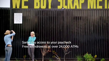 American Express Serve TV Spot, 'Supporting Yourself' - Thumbnail 7