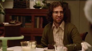 Sprint Framily Plan TV Spot, 'Grandpa Gets The Network Facts' - Thumbnail 7
