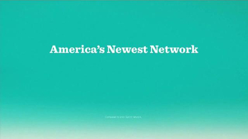 Sprint Framily Plan TV Spot, 'Grandpa Gets The Network Facts' - Thumbnail 8