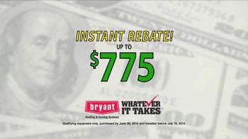 Bryant Heating & Cooling TV Spot - Thumbnail 1
