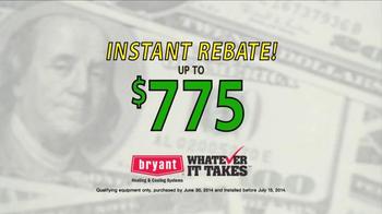 Bryant Heating & Cooling TV Spot - Thumbnail 2