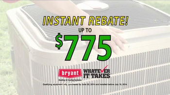 Bryant Heating & Cooling TV Spot - Thumbnail 3