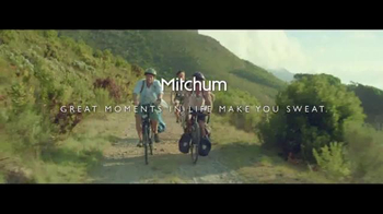 Mitchum TV Spot, 'Men: Good Sweat' - Thumbnail 1
