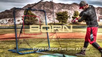 SwingAway Sports TV Spot Featuring Bryce Harper - Thumbnail 1