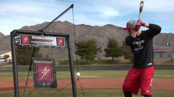 SwingAway Sports TV Spot Featuring Bryce Harper