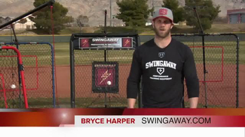 SwingAway Sports TV Spot Featuring Bryce Harper - Thumbnail 3