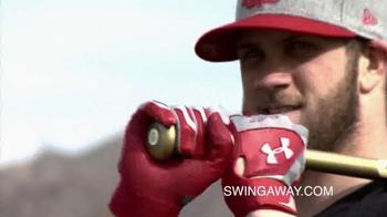 SwingAway Sports TV Spot Featuring Bryce Harper - Thumbnail 4