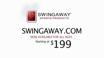 SwingAway Sports TV Spot Featuring Bryce Harper - Thumbnail 6