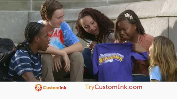 CustomInk TV Spot, 'Team'