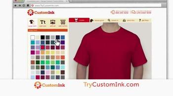 CustomInk TV Spot, 'Team' - Thumbnail 4