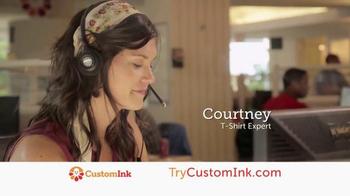 CustomInk TV Spot, 'Team' - Thumbnail 5