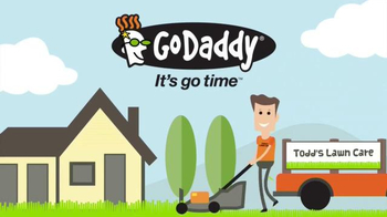 GoDaddy TV Spot, 'Todd's Lawn Care' - Thumbnail 1