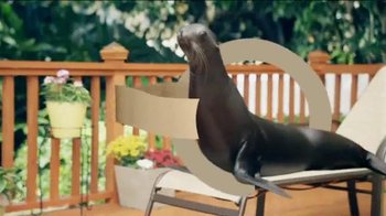 Thompson's Water Seal Waterproofing Stain TV Spot, 'Seal' - Thumbnail 7