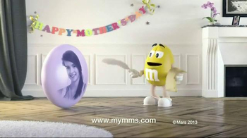 My M&M's TV Spot, 'Happy Mother's Day' - Thumbnail 1