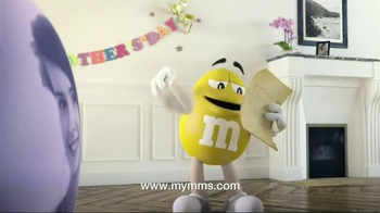 My M&M's TV Spot, 'Happy Mother's Day' - Thumbnail 3