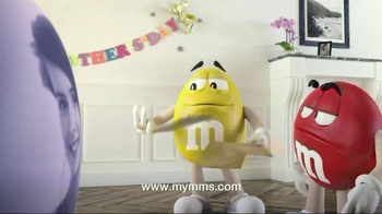My M&M's TV Spot, 'Happy Mother's Day' - Thumbnail 4