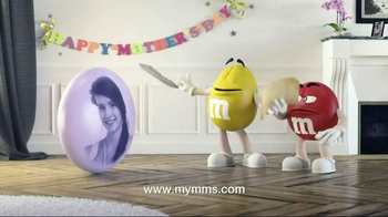 My M&M's TV Spot, 'Happy Mother's Day' - Thumbnail 5