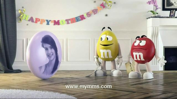 My M&M's TV Spot, 'Happy Mother's Day' - 1530 commercial airings