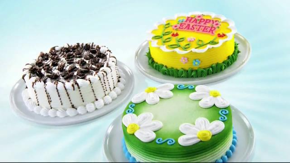 Dairy Queen Tv Commercial Start With A Cake Ispot Tv