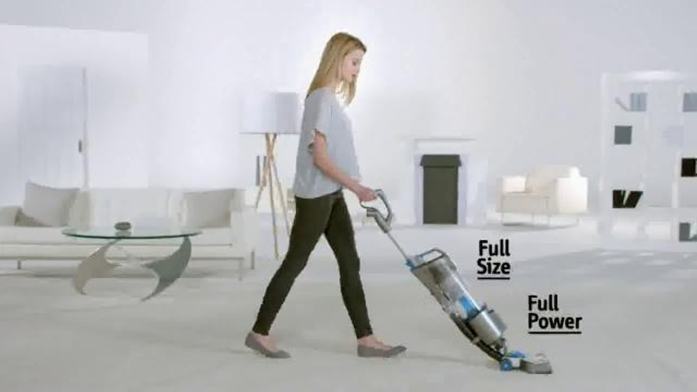Hoover Air Cordless Tv Commercial One Change That
