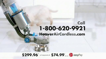 Hoover Air Cordless TV Spot, 'One Change That Changes Everything' - Thumbnail 10