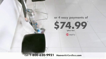 Hoover Air Cordless TV Spot, 'One Change That Changes Everything' - Thumbnail 8