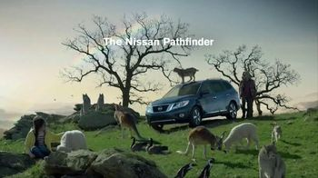 Nissan Pathfinder TV Spot, 'The Ark' - 1778 commercial airings