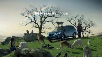 Nissan Pathfinder TV Spot, 'The Ark' - 1774 commercial airings