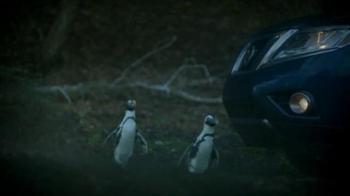 Nissan Pathfinder TV Spot, 'The Ark' - Thumbnail 7