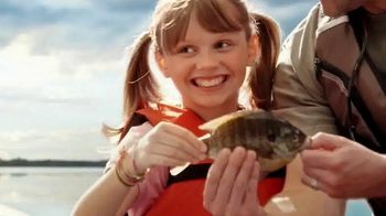 Take Me Fishing TV Spot, 'Fish On'