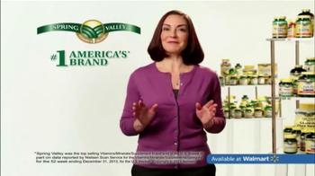 Spring Valley Vitamins TV Spot - Thumbnail 3