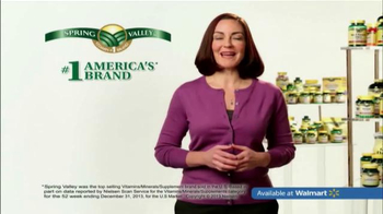 Spring Valley Vitamins TV Spot - Thumbnail 4