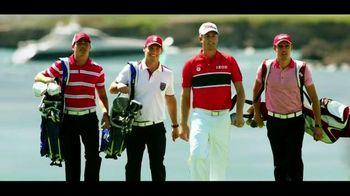 Izod Golf TV Spot